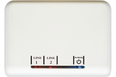 caller id 2 line