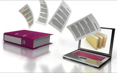 مزایای استفاده از نرم افزار بایگانی اسناد نسب به بایگانی بصورت سنتی