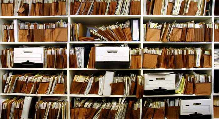 بایگانی و ارزش آن در سازمان