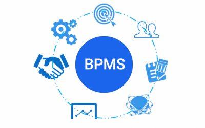 سیستم مدیریت فرآیندهای کسب و کار BPMS